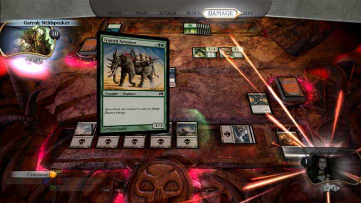 Role Playing Games For Xbox 360 : Review magic the gathering on xbox gamewit