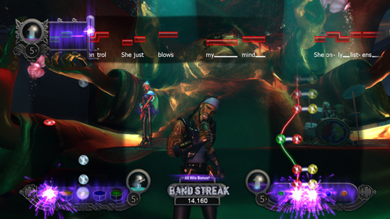 A challenger for Rock Band, Guitar Hero | GameWit