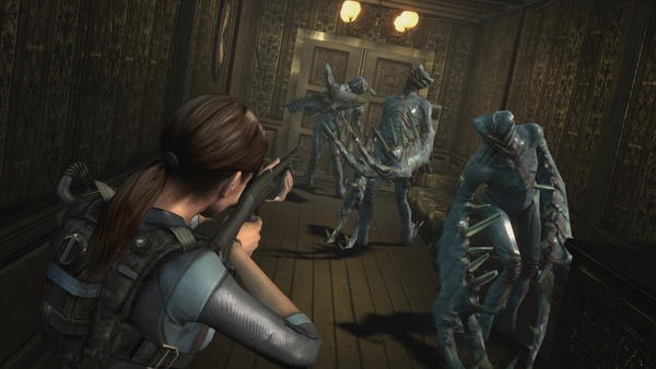 Review: Resident Evil Revelations successfully merges new, old