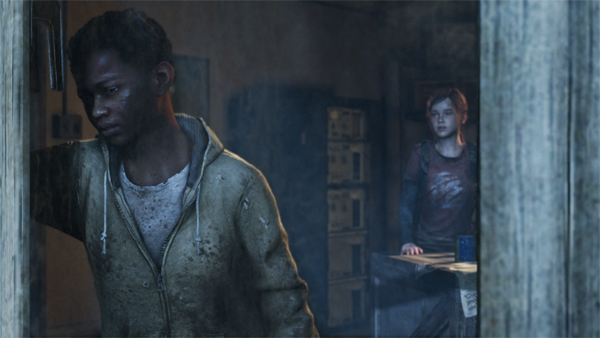 "Naughty Dog's ""The Last of Us"" alternates poignant drama with tense encounters with enemies hell-bent on killing its main characters."